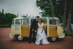 Julietta de boda en Picassent