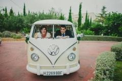 Julietta de boda en Picasset