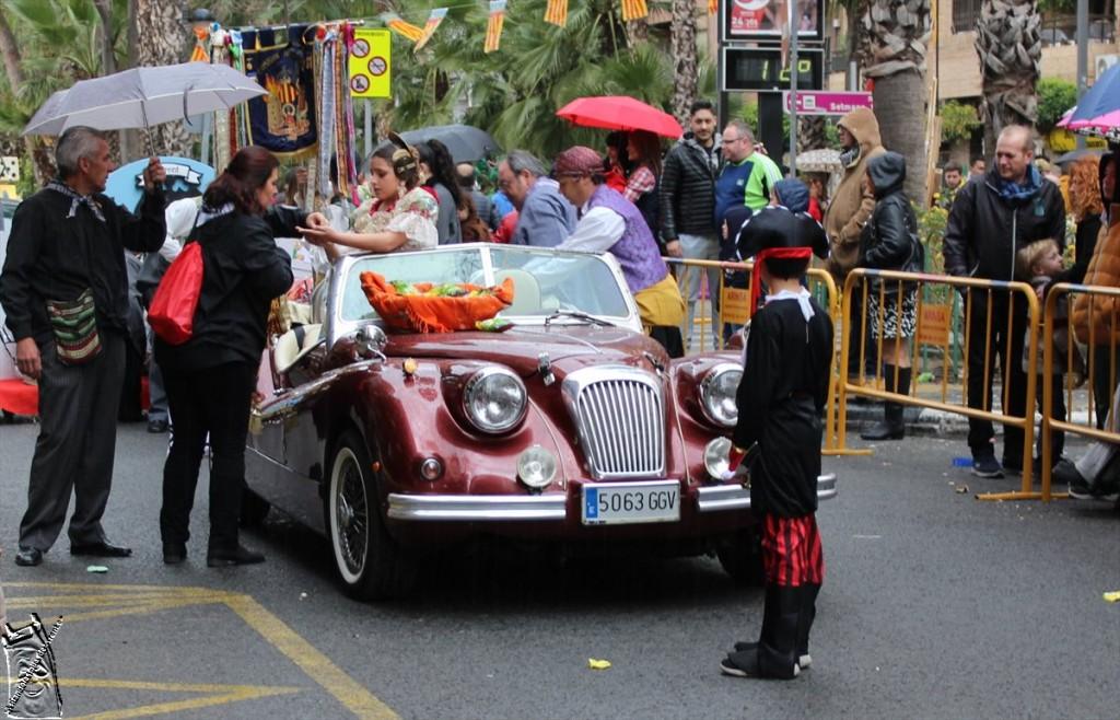 coche descapotable para boda