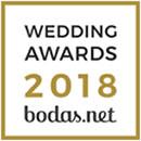 Premio Recomendado 2018 de bodas.net