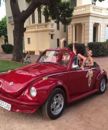 CUPIDO (Escarabajo cabriolet)